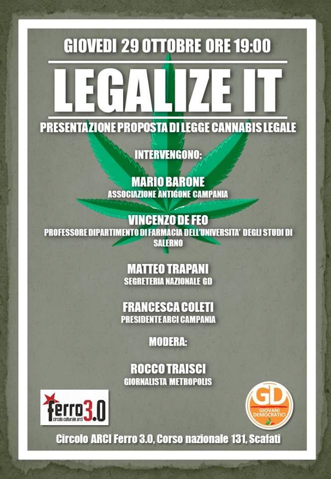 locandina legalize it scafati arci ferro 3.0