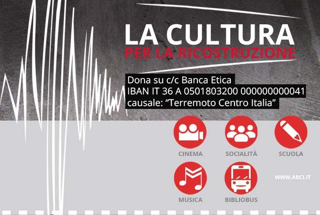 Solidarietà popolazioni Centro Italia
